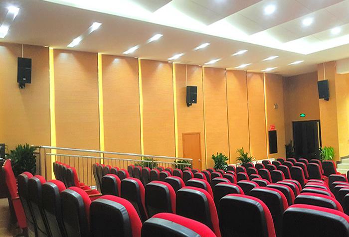 北京师范大学基础教育实验学校采用得胜扩声解决方案