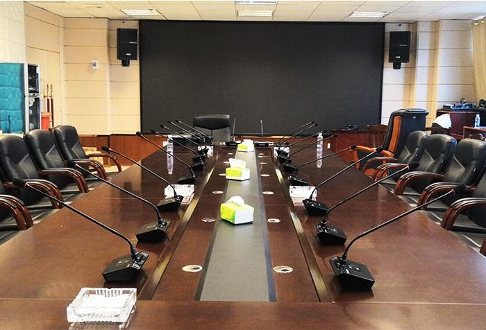 打造高质高效会议,全州县人民政府装备得胜无线会议系统