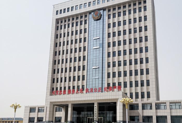 得勝會議麥克風應用于濟寧市魚臺縣公安局