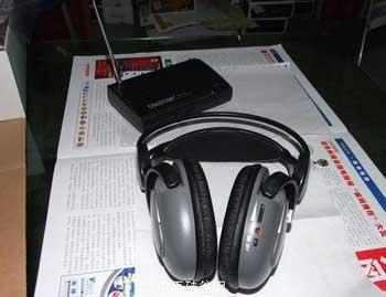得胜WH-875S无线调频耳机